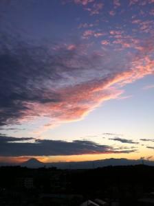 Mt.fuji & Sunset