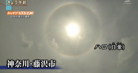 TV Asahi Houdou station