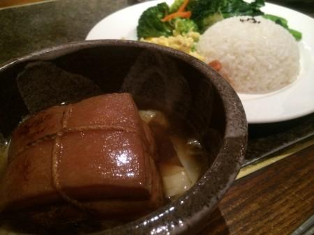 braised pork berry in Taipei