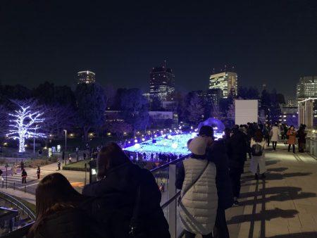Starlight Garden 2018 at Tokyo Midtown