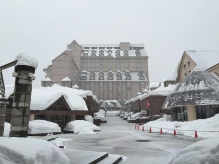 Kiroro resort in Hokkaido