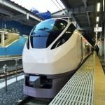 Hitachi of Ueno-Tokyo Line