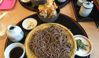 Mura Soba Akaigawa in Tomamu resort