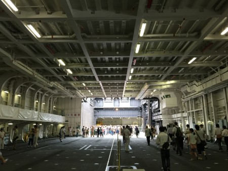Izumo-class helicopter destroyer