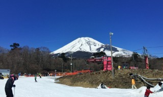 Snow town Yeti in Japan