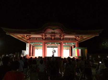 鶴岡八幡宮のぼんぼり祭り
