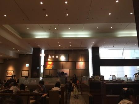 CAFE de CRIE in Yokohama