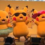 pikachu dance in Yokohama