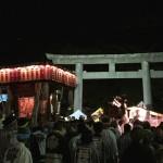 Shirahata festival at Shirahata shrine