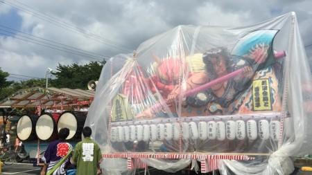 shonan nebuta festival