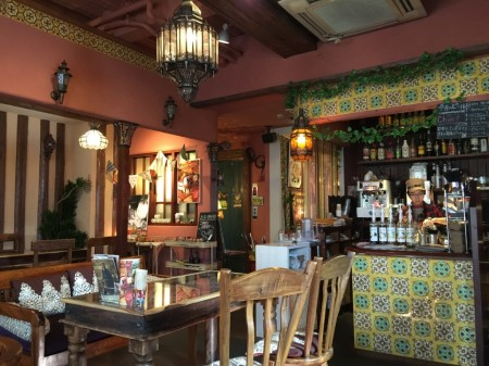 Chai Tea Cafe in Yokohama