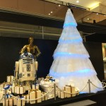 STAR WARS cafe in Yokohama Sogo