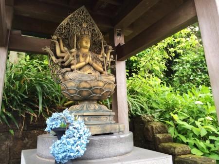 Hase temple in Kamakura