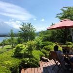 Lake Bake in Kawaguchiko