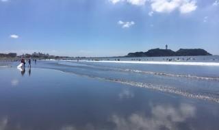 Beach of Enoshima