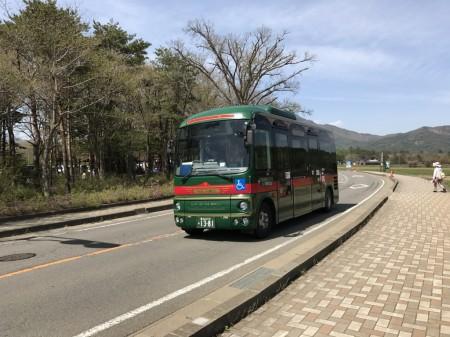 Fujikyu bus(Fujikko-go)