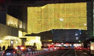 Starlight Yokohama illumination