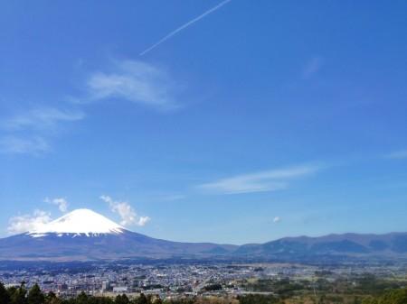 Mount Fuji at Gotemba
