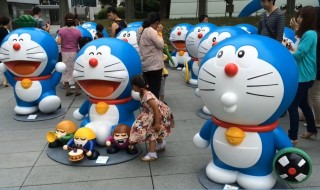 Doraemon in Roppongi