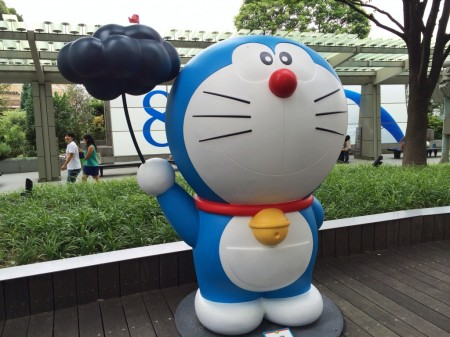 Doraemon small rain cloud ミニ雨雲