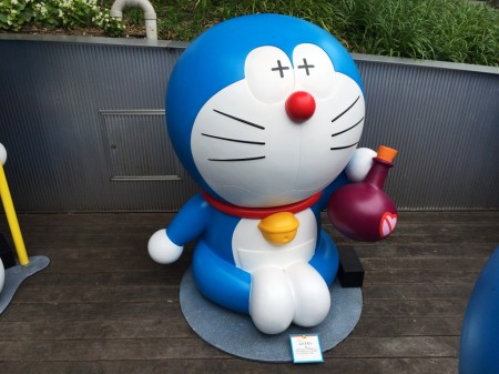 Doraemon Disliked by everyone ムシスカン