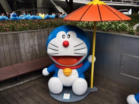 Doraemon あいあいパラソル Get girlfriend parasol