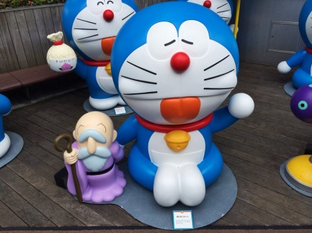 Doraemon Dreams come true robot 神さまロボット
