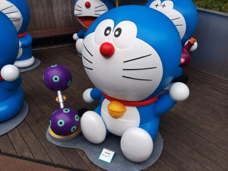 Doraemon Travel simulator 室内旅行機