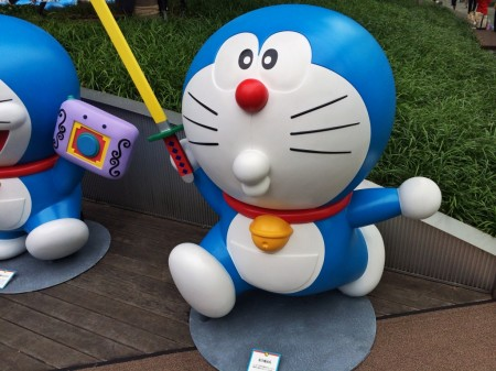 Doraemon 名刀電光丸 Automatic fighting sword