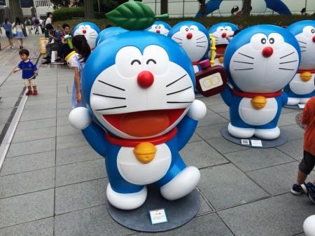 Doraemon ドロン葉 Hallucination leave