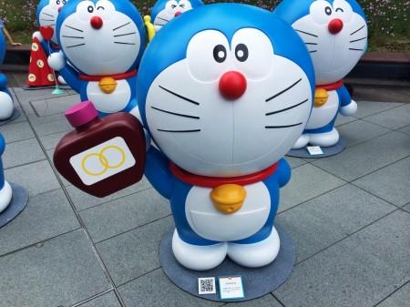 Doraemon バインバイン multiply medicine