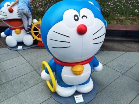 Doraemon 通り抜けフープ Teleportation hoop