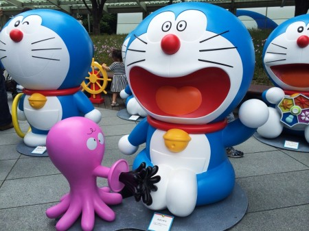 Doraemon Hated octopus スカンタコ