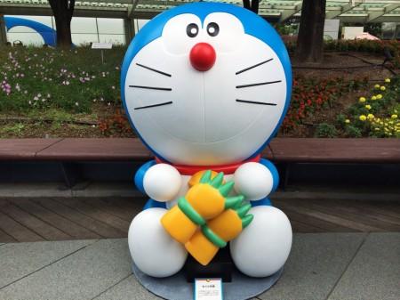 Doraemon Mole glove もぐら手袋