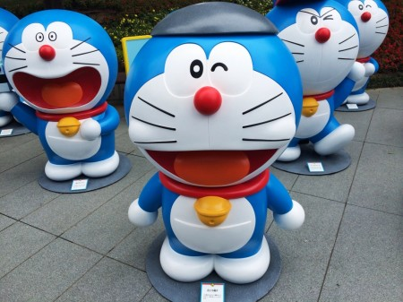 Doraemon Ignored hat 石ころ帽子