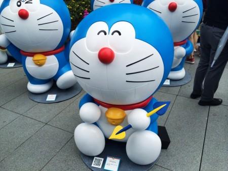 Doraemon アベコンベ Opposite arrow