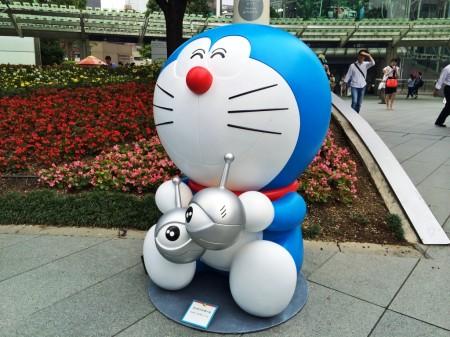 Doraemon コンビパトボール Double patrol ball