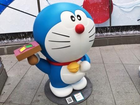 Doraemon はじめてポン First experience hammer