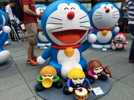 Doraemon Liven up orchestra ムードもりあげ楽団