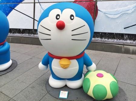 Doraemon 救命クッション Life cushion
