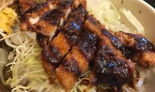 Pork cutlets at Tonkatsu Ishikawa in Nagoya