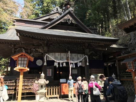 Arakura Sengen shrine