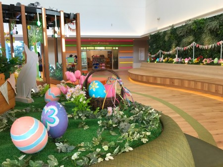 Lobby in Mitsui Garden Hotel Prana Tokyo Bay