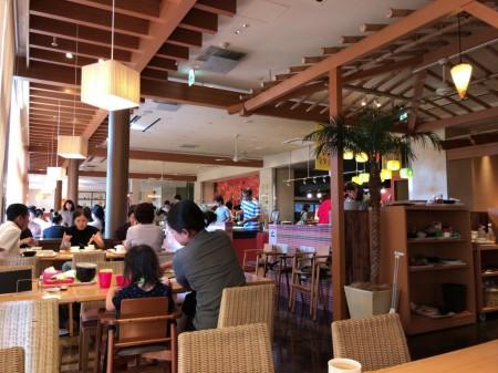 Restaurant in Mitsui Garden Hotel Prana Tokyo Bay