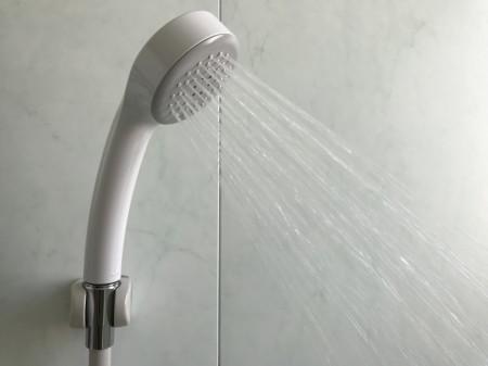 Shower in the bathroom of Mitsui Garden Hotel Prana Tokyo Bay