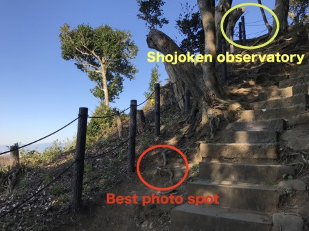 Best photo spot of Shojoken Observatory in Kamakura