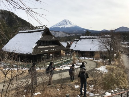 Best photo spot of Saiko Iyashino Sato Nenba
