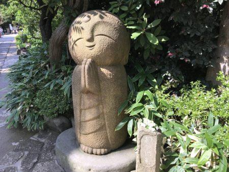 Nagomi - Jizo statue in Hase temple