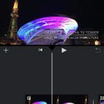 iMovie for iOS terminate abnormally