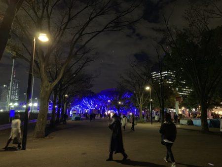 Access to Shibuya Blue Cave